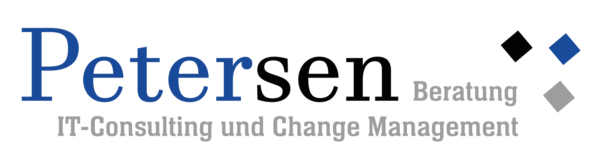 Petersen - Beratung, IT-Consulting und Change Management Logo