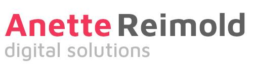 Anette Reimold - digital solutions Logo