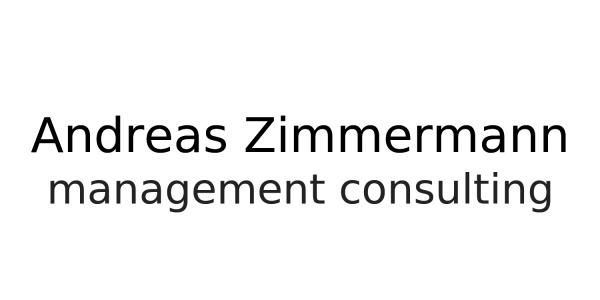 Andreas Zimmermann Logo